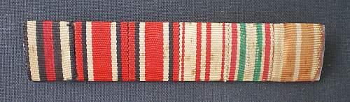 The Hungarian War Commemorative Medal
