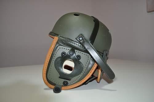 Italian tank crew ACH helmet