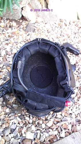 Amphibious Assault Helmet
