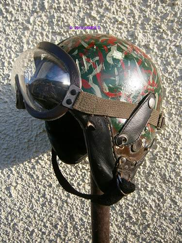 Saint-Christophe Helmet (France)