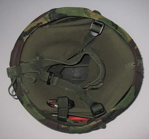 British Mk6 helmet