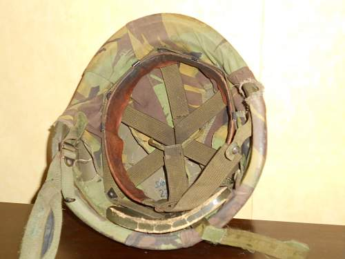 New Zealand Army PASGT helmet