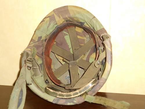 New Zealand Army PASGT helmet