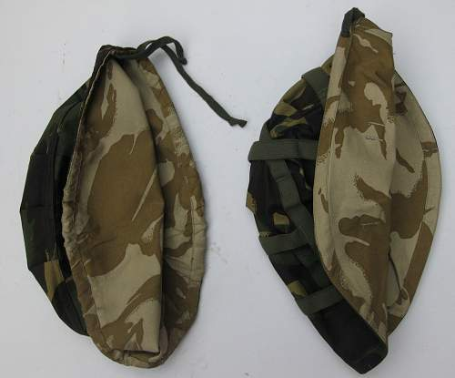 British MK6 /MK6 A Helmet Covers