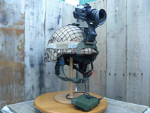 Canadian CG634 Balistic Kevlar Helmet