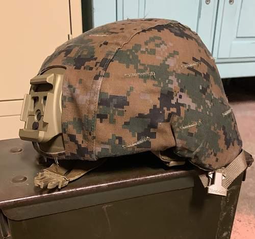 2019 composite helmet finds