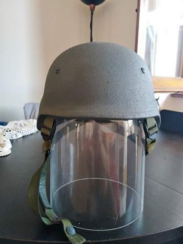 Italian Helmet SEPT2