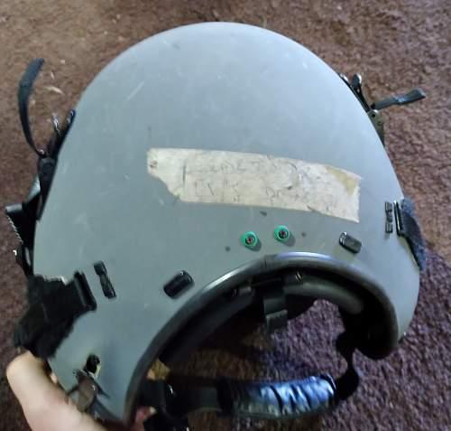 Unknown Modern Flight Helmet