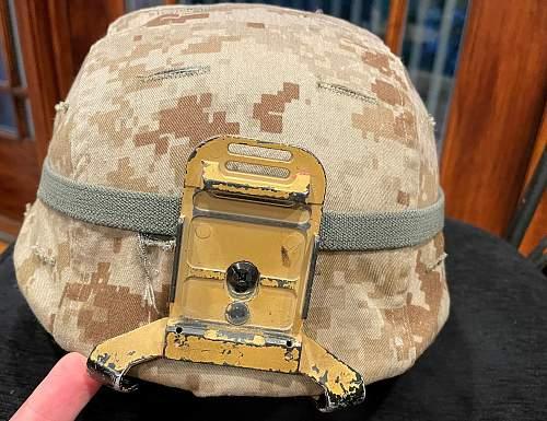 USMC Lightweight Helmet