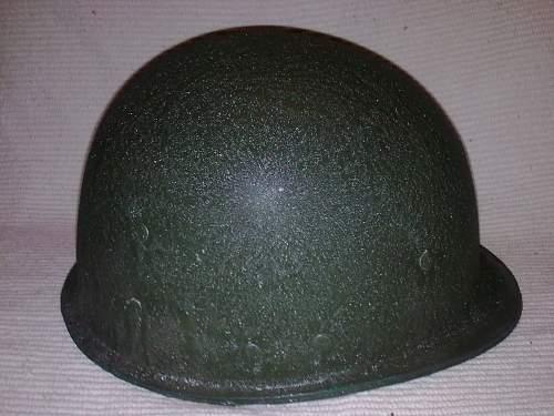 Indian Composite Helmet