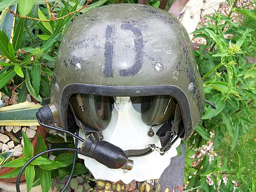British Tanker Helmet Pick-Up