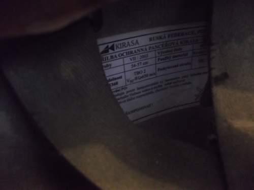Rare Kirsa Composite Helmet