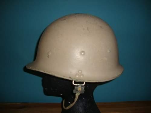 Iraqi Composite Helmets