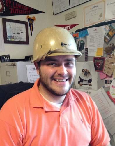 Iraqi (?) Helmet for Review