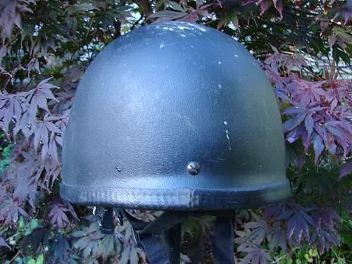 SAS AC/100 Composite helmet