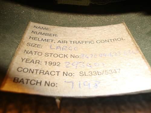 ATC Helmet