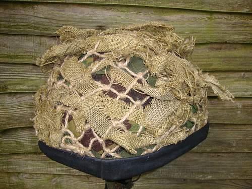 british m76 parachutist helmet