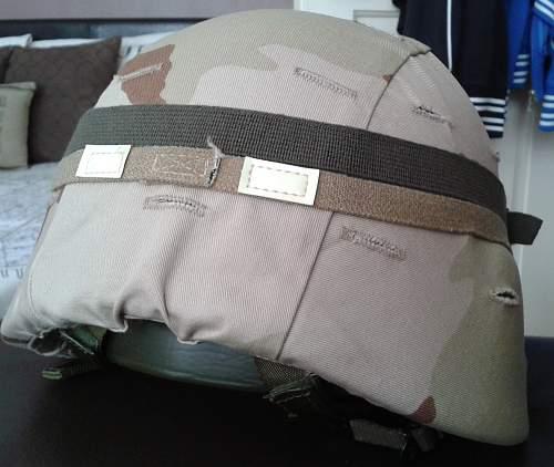 US Composite Helmets.