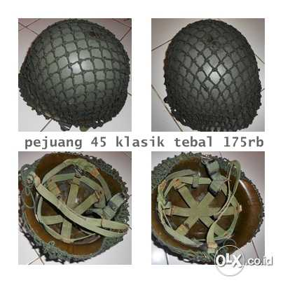 Indonesian M80 Helmet