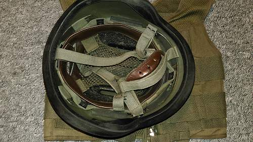 Bundesheer KAZ03 Kampfhelm