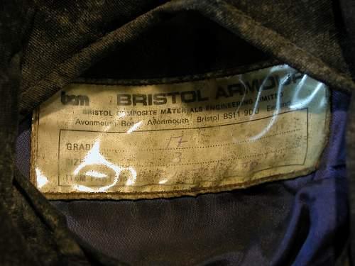 Bristol Armour 'brick'