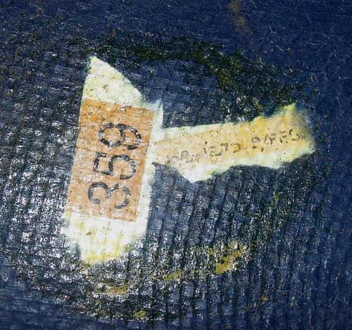 Click image for larger version.  Name:Serbia Jugoslav Militia Bristol Composite Armour date stamp.jpg Views:34 Size:236.3 KB ID:792046