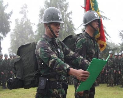Indonesian M80 Helmet