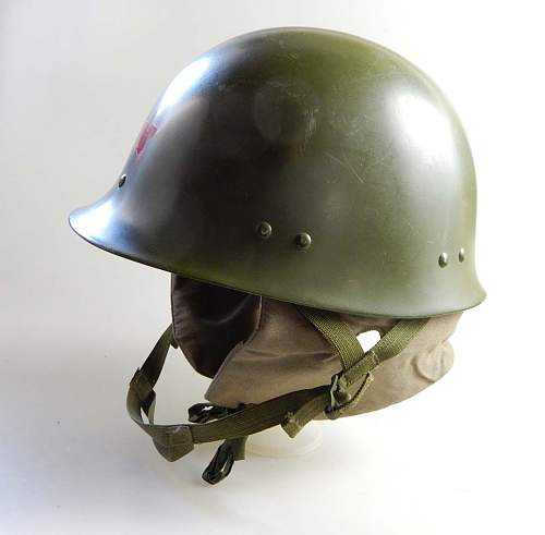 Chinese GK-82 Airborne helmet