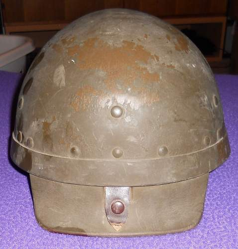 French Model M-58 Tankers (  Bump Helmet )