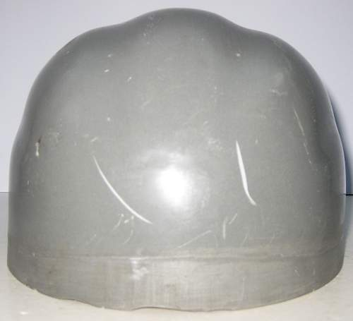 Composite helmet mould - identification required