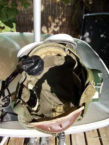 french tank helmet