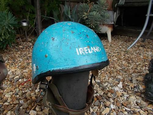 "united nations ""blue helmet"""