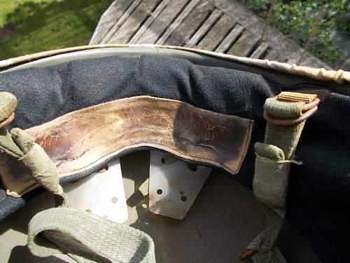 UK Helmet Parachute breakdown.