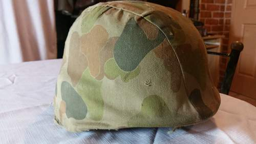australian kevlar helmet