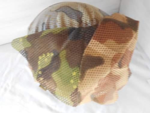 Israeli orlite helmet and Mitznefet