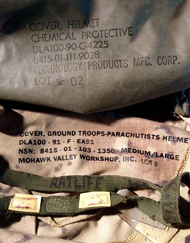 PASGT USMC Special Operations Capable