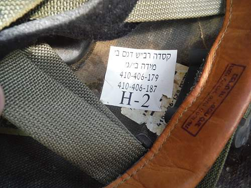 Israel 201 refurb