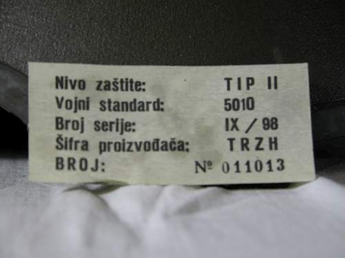 Unusual Bosnian composite - or ordinary Croatian?