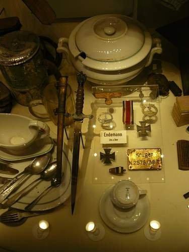 U boat Relics