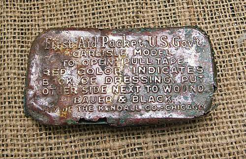 US Army Dump Dig Finds and Pictures!