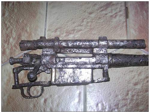 Sniper Springfield from Normandy