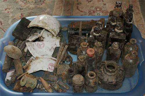 US Army dump - 30th May finds thread
