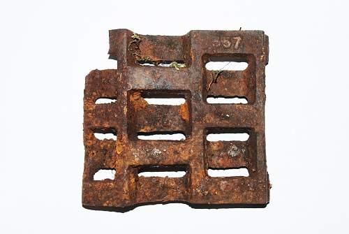 www.FestungNorwegen.net - Relic finds