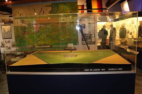 Fort de Loncin, Ans, Belgium (four miles NW of Liège).