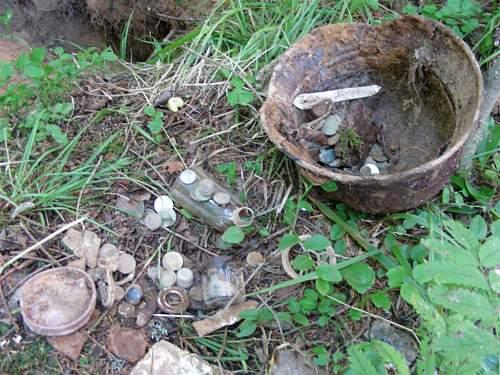 Digging in KURLAND