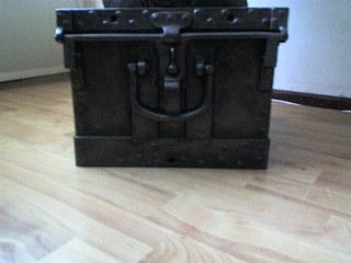 Unknown ammo box?