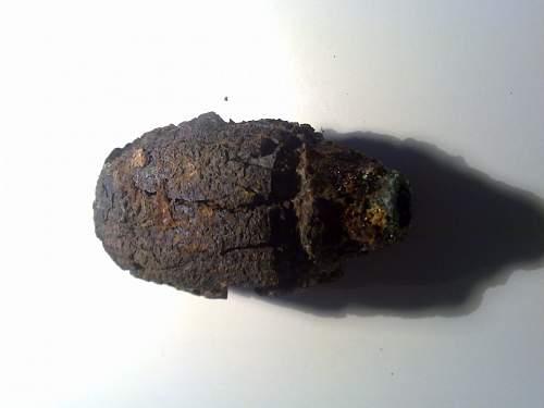 A few battlefield finds from Crete