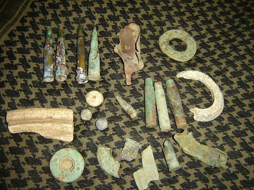 Some more Somme finds
