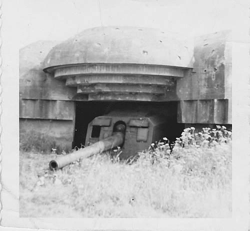 Renovation of Batterie de Longues sur Mer