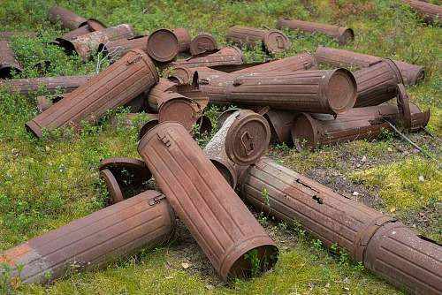 Arctic Wehrmacht relics from northern Finland